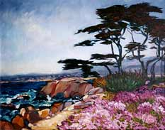 Pacific Grove, Spring